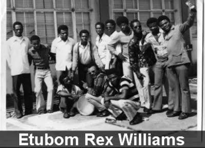 Etubom Rex Williams His Nigerian Artistes Money Trouble